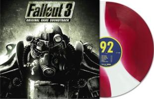 """Bande originale """"Fallout 3"""" en vinyle édition limitée Nuka Cola"""
