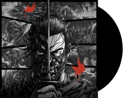 "Bande originale ""Ghost of Tsushima"" en vinyles"