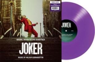 "Bande originale ""Joker"" en vinyle"