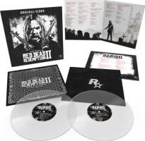 Bande originale Red Dead Redemption II en vinyles translucides