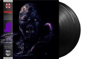 Bande originale de Resident Evil 3 en vinyle