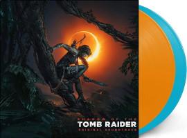 """Bande originale """"Shadow of The Tomb Raider"""" en double vinyle"""