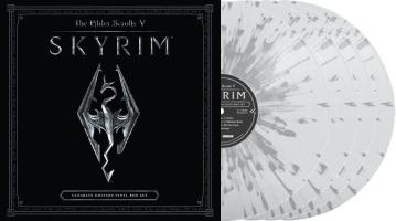 Bande originale Skyrim édition ultime en vinyles transparents