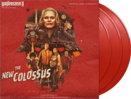 Bande originale Wolfenstein II: The New Colossus en vinyle