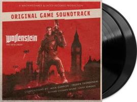 Bande originale Wolfenstein: The New Order / The Old Blood en vinyle