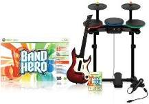 Bundle Band Hero (xbox 360)