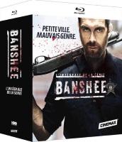 Banshee : intégrale de la série (blu-ray)