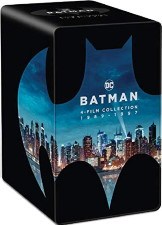 Batman : 1989-1997 (blu-ray 4K)
