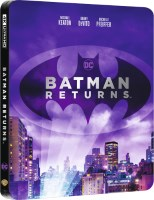 Batman Returns édition steelbook (blu-ray 4K)