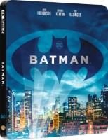 Batman édition steelbook (blu-ray 4K)