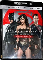 Batman v Superman : L'aube de la justice - Ultimate Edition (blu-ray 4K)
