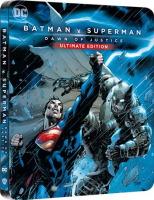 Batman v Superman : L'aube de la justice - Ultimate Edition édition steelbook (blu-ray 4K)