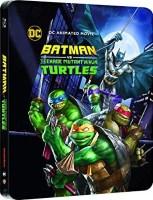 Batman Vs Teenage Mutant Ninja Turtles édition steelbook (blu-ray)