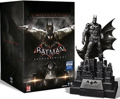Batman Arkham Knight édition limitée (PS4)
