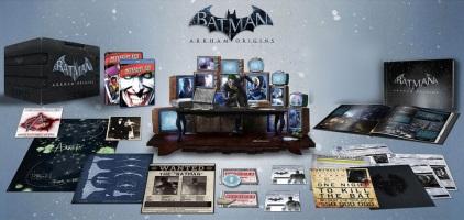 Batman : Arkham Origins édition collector US (sans jeu)