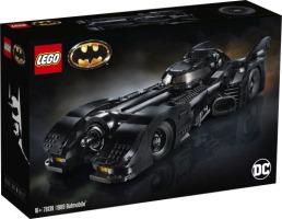 Batmobile 1989 Lego