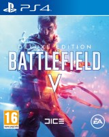 Battlefield V édition Deluxe (PS4)