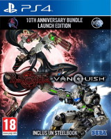 Bayonetta & Vanquish 10th Anniversary Bundle (PS4)
