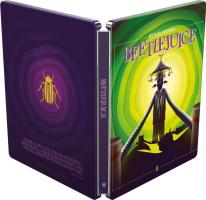 Beetlejuice édition steelbook (blu-ray 4K)