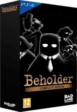 Beholder: Complete Edition édition collector (PS4)