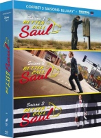 Better Call Saul saisons 1 à 3 (blu-ray)