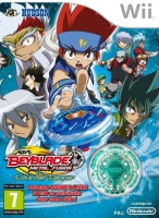 Beyblade Metal Fusion (Wii)