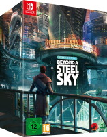 Beyond a Steel Sky édition Utopia (Switch)