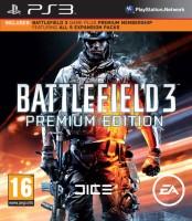 Battlefield 3 édition premium (PS3)