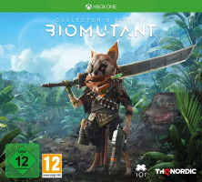 Biomutant édition collector (Xbox One)