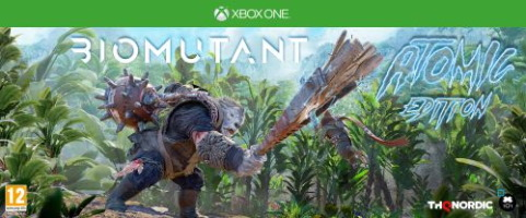 Biomutant édition Atomic (Xbox One)