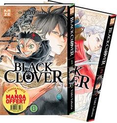 Black Clover tome 1 + tome 2