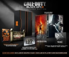 Call of Duty : Black  Ops 2 édition hardened (PS3, xbox 360)