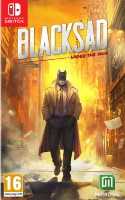 Blacksad: Under The Skin édition limitée (Switch)