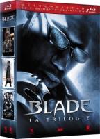 Blade : La trilogie (blu-ray)
