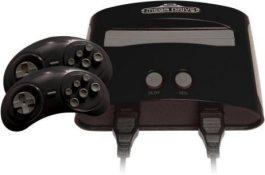 Sega MegaDrive avec 15 jeux