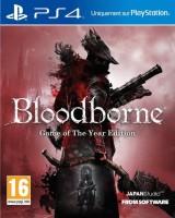 Bloodborne édition jeu de l'année (PS4)