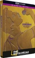 Bohemian Rhapsody édition steelbook (blu-ray 4K)