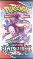 Booster Pokémon épée et bouclier 05