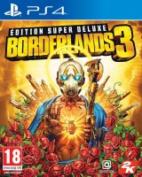 Borderlands 3 édition Super Deluxe (PS4)