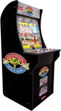 Borne arcade Street Fighter II 1up