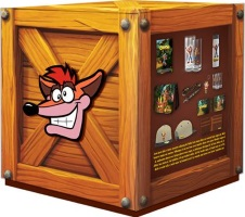 "Box ""Crash Bandicoot"""