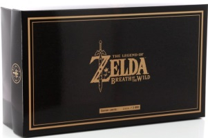 "Box Micromania Zing ""Zelda Breath of the Wild"""