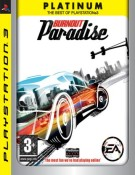 Burnout Paradise platinum sur PS3