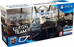 Bravo Team + PSVR Aim Controller (PS4)