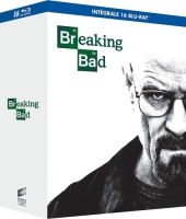 Intégrale Breaking Bad édition Walter White (blu-ray)