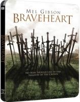 Braveheart édition steelbook (blu-ray)
