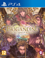 Brigandine: The Legend of Runersia édition collector (PS4)