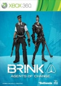 "DLC Brink ""Agents of Change"" (xbox 360)"