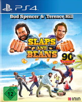 Bud Spencer & Terence Hill: Slaps and Beans (PS4)