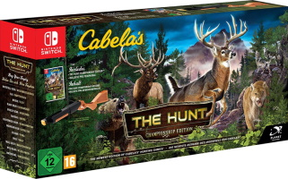 Cabela's The Hunt: Championship Edition (Switch)